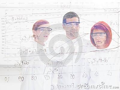 People lab analysis