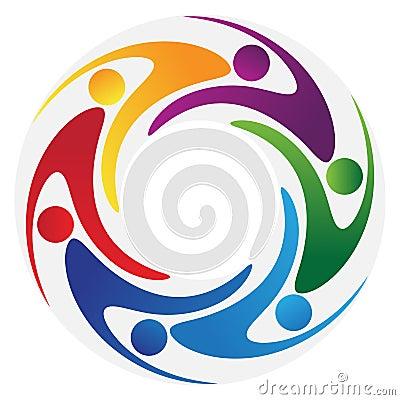 Free People Logo Stock Images - 22802614
