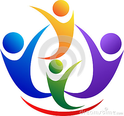 Free People Logo Stock Photos - 26860813
