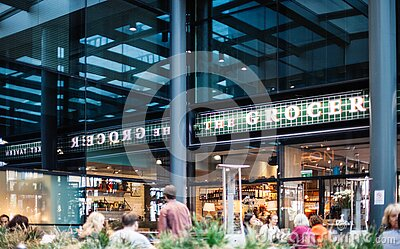 People Near Grocer Store Inside Building Free Public Domain Cc0 Image