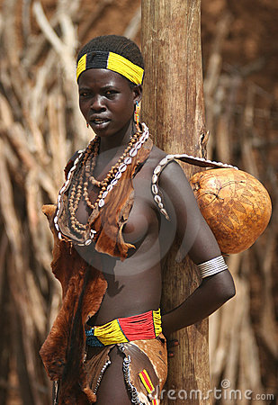 Free People Of Africa Stock Photos - 5546813