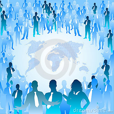 Free People Of The World Royalty Free Stock Photography - 2099687
