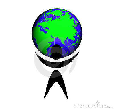 A people with planet earth