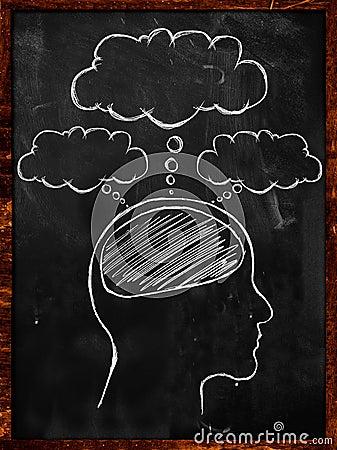 People s Minds blackboard