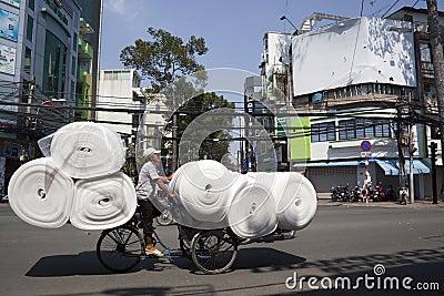 People of Vietnam Editorial Photo