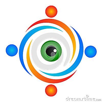People vision logo
