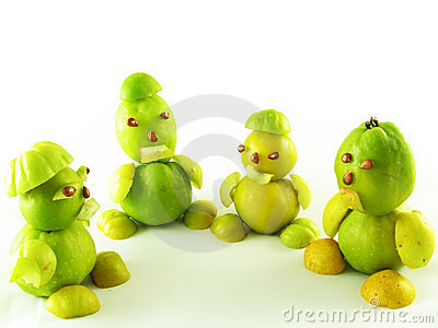Peoples from fruits of quinces