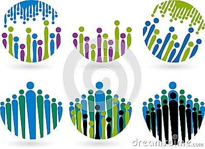 Peoples logos