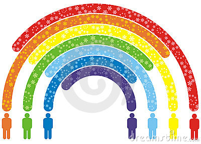 Peoples rainbow