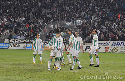 Pepe Díaz from Córdoba C.F. Editorial Image