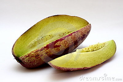 Pepino (Solanum Muricatum)