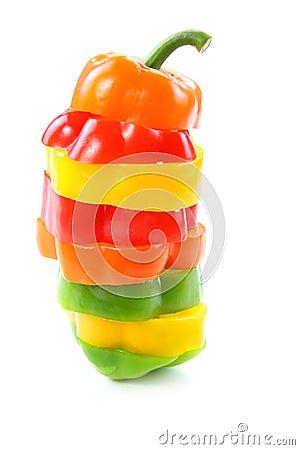 Pepper arrangement