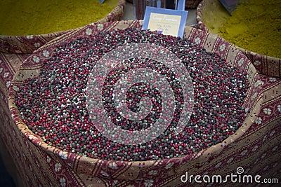 Pepper basket