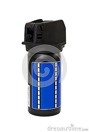 Pepper gas spray