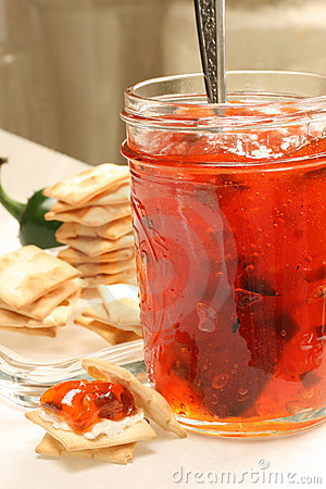 Free Pepper Jelly Stock Photos - 17686353