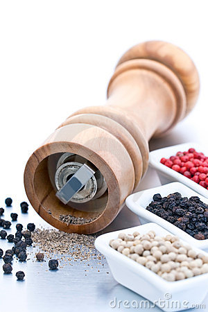 Free Pepper Mill Royalty Free Stock Images - 16921789