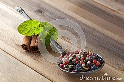 Pepper mixture