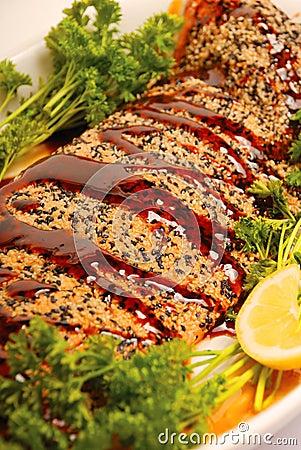 Pepper Salmon