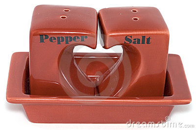 Pepper&salt