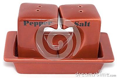 Pepper&salt
