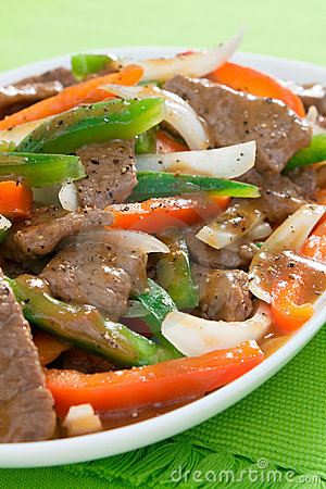 Free Pepper Steak Stock Photo - 10877380