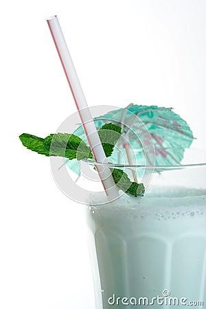Peppermint shake