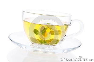 how to make fresh peppermint tea