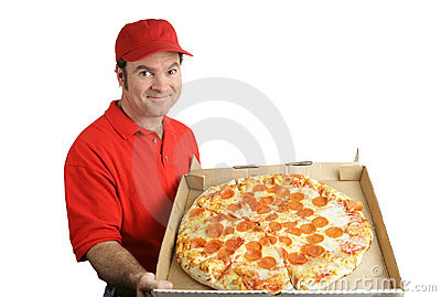 Pepperoni Pizza Delivered