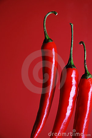 Free Peppers Stock Photography - 13285652