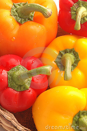 Free Peppers 3 Stock Photography - 315282