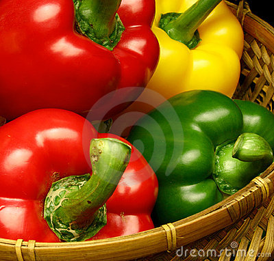 Free Peppers Royalty Free Stock Images - 3036889