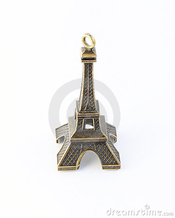 Pequeña torre Eiffel