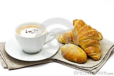 Pequeno almoço francês