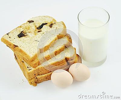 Pequeno almoço nutriente