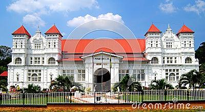 The Perak State Museum Editorial Stock Image