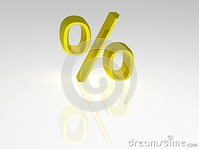 Percent.