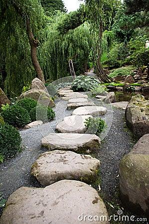 Percorso della ghiaia fotografie stock immagine 26364573 - Ghiaia x giardino ...