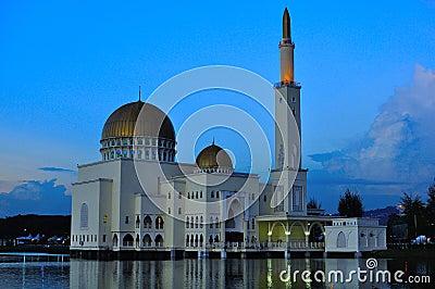 Μουσουλμανικό τέμενος Perdana Puchong