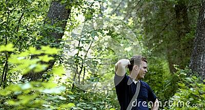 Perdido en el bosque