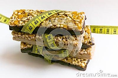 Mezzi per perdita di peso allo spirulena