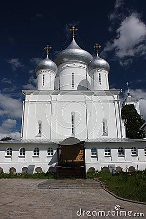 Pereslavl. Nikitsky Monastery. Cathedral