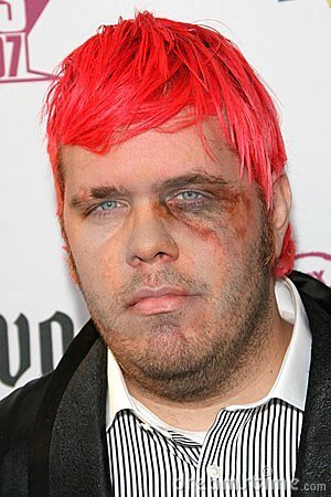 Perez Hilton Editorial Stock Photo