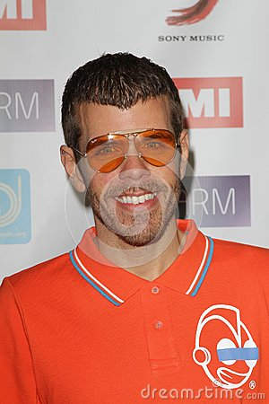 Perez Hilton Editorial Photo