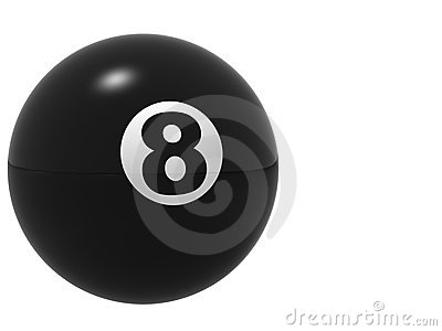 The Perfect 8 Ball