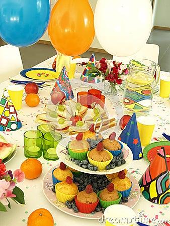Free Perfect Birthday Party Royalty Free Stock Photo - 25953435