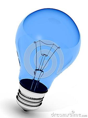 Perfect Blue Light Bulb