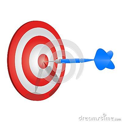 Perfect dart