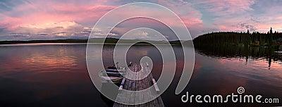 The Perfect Fishing Lake