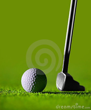 Free Perfect Golf Royalty Free Stock Photography - 5192677