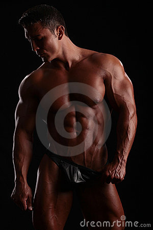 Free Perfect Muscles Royalty Free Stock Photos - 15404078